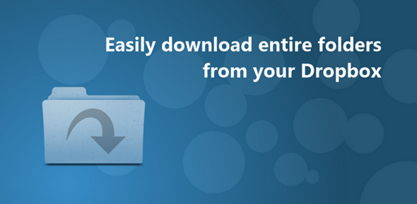 How To Download Entire Folders From Dropbox To Your