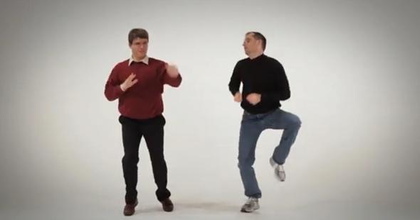 Bill Gates vs Steve Jobs rap battle