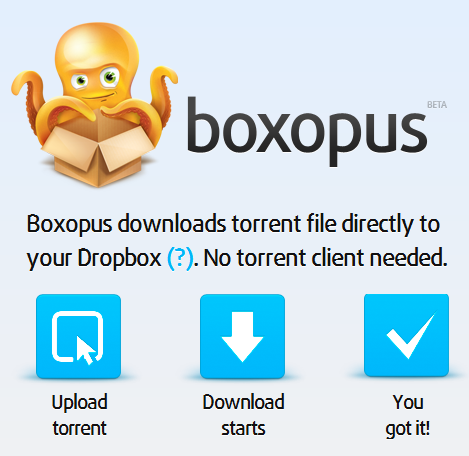 How To Download Torrents Directly Into Your Dropbox Account