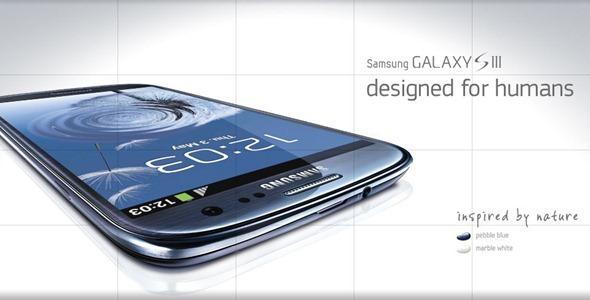 Galaxy S III humans