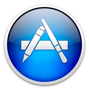 Mac-App-Store-logo