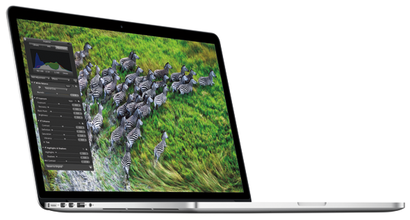 MacBook Pro new retina