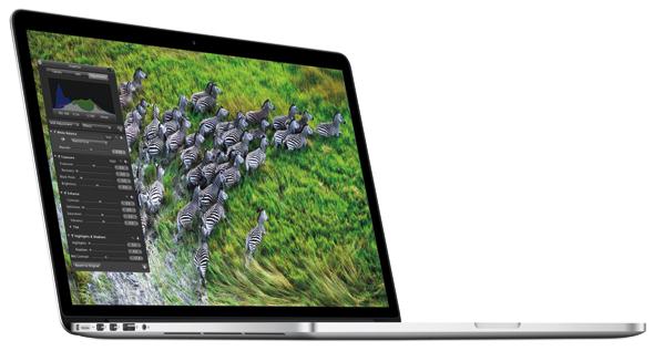 MacBook Pro new retina