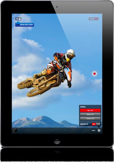 SloPro 2 iPad