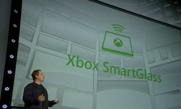 Xbox SmartGlass Announced, The 'Second Screen' For Your Xbox