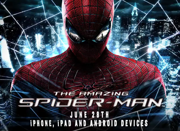 Spiderman ios android