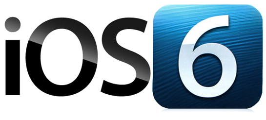 iOS 6 beta logo new