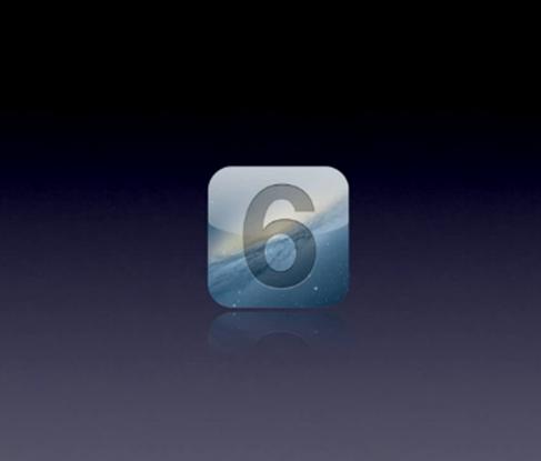 iOS 6 concept