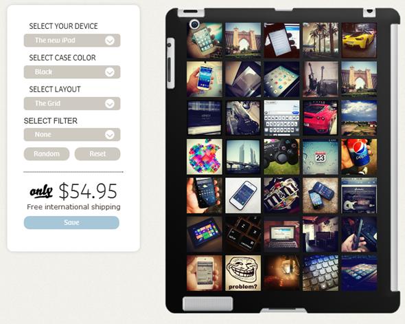 iPad case Instagram