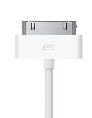 iPhone dock connector cable