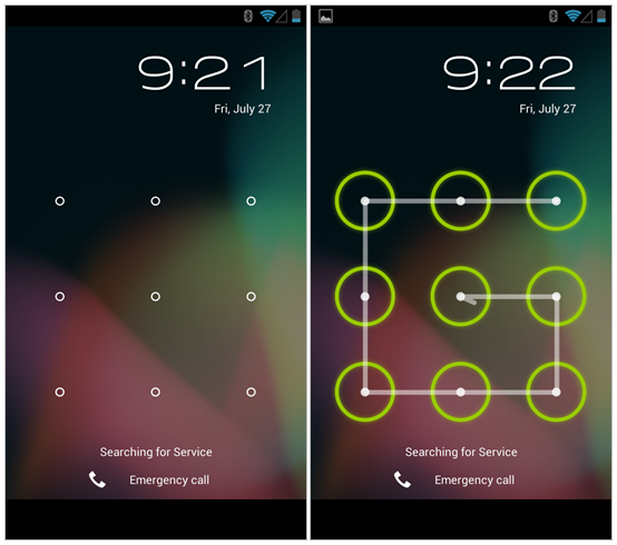 Android multiuser