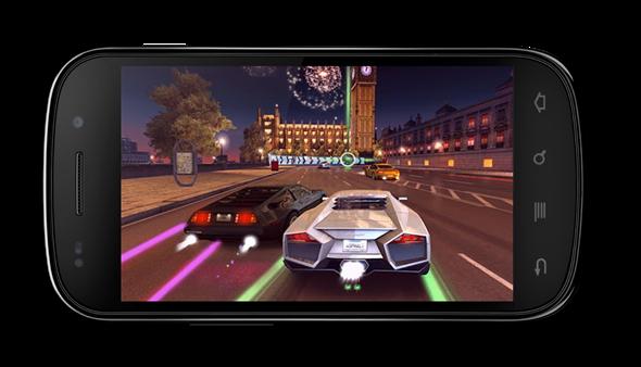 Asphalt 7 Nexus 2