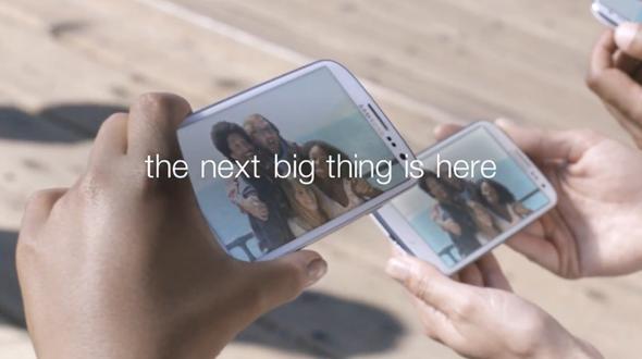 Galaxy S III ad