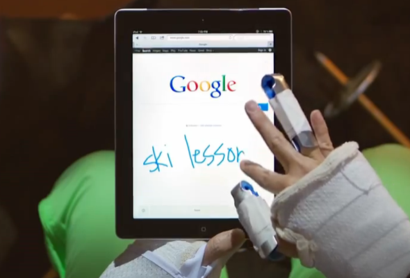 Google Handwriting