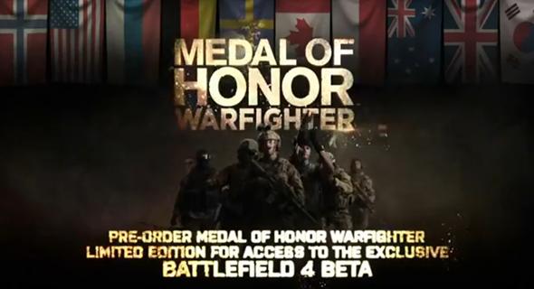 MOH4 Battlefield 4