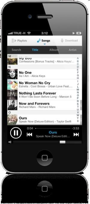 Muze iOS 1