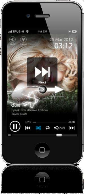 Muze iOS 2