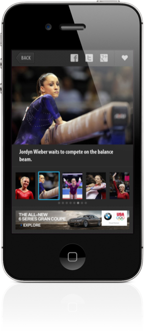 NBC Olympics iOS 2