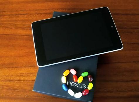 Nexus 7 proposal