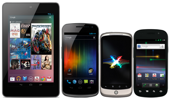 Nexus Root toolkit phones