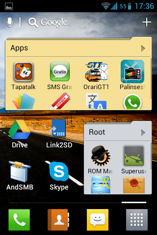 How To Install LG 3 0 Launcher On Any Android 4 0 ICS