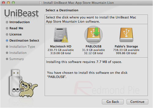 Install OS X Mountain Lion Hackintosh On A PC [How-To
