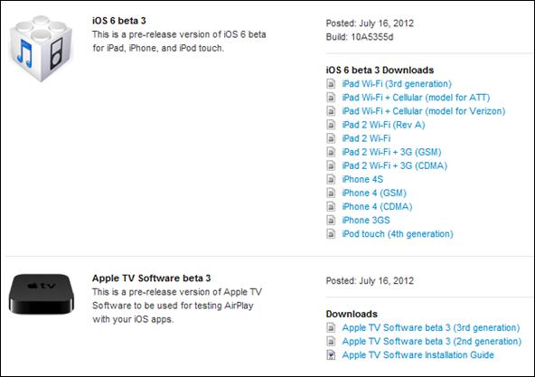 iOS6b3