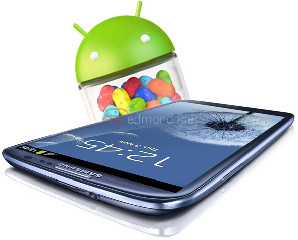 Galaxy S III JB