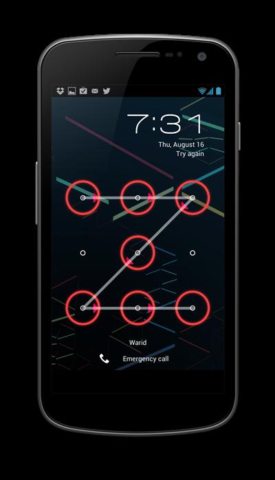 GalaxyNexus Pattern