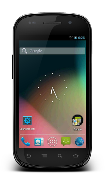 Holo Launcher HD 1