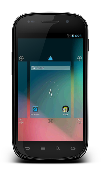 Holo Launcher HD 3