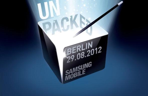IFA 2012 Berlin Samsung