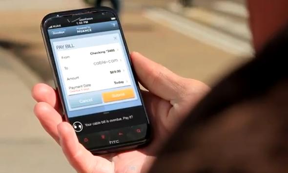 Nina iOS Android screen