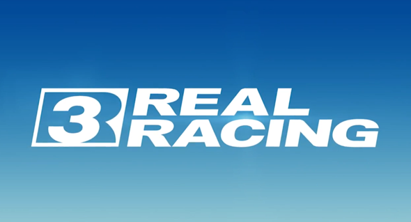 Real Racing 3 splash