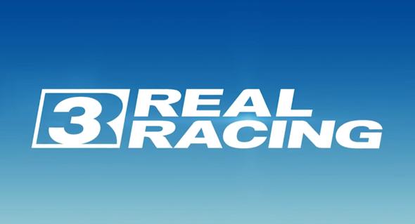 Real Racing 3 splash
