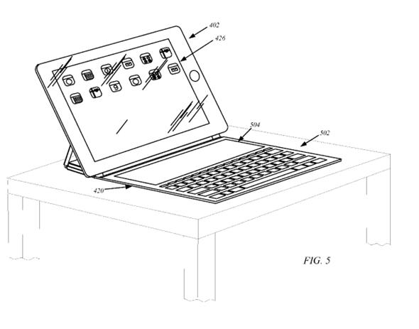 Smart Cover Patent 3