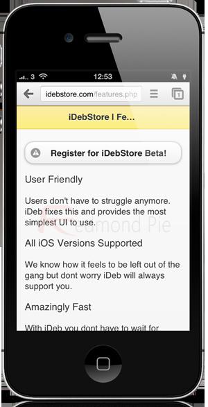 iDebStoreiPhone