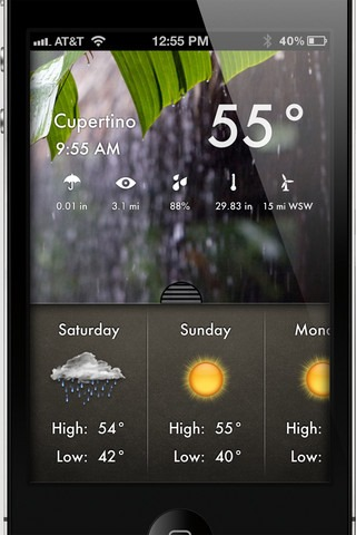 Weather 2x Is A Gorgeous Weather App For iOS With Full Support For