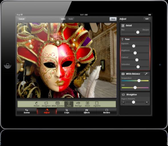 Camera  for iPad 2