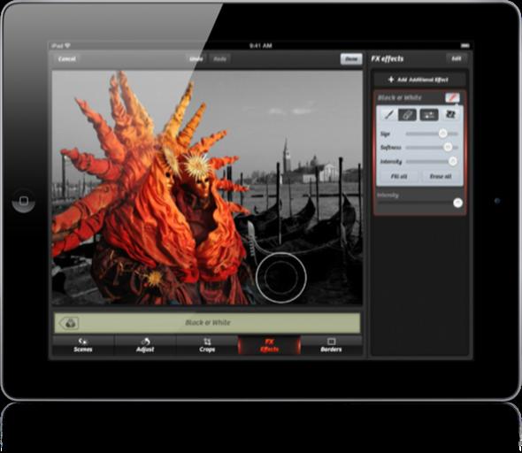 Camera  for iPad 3