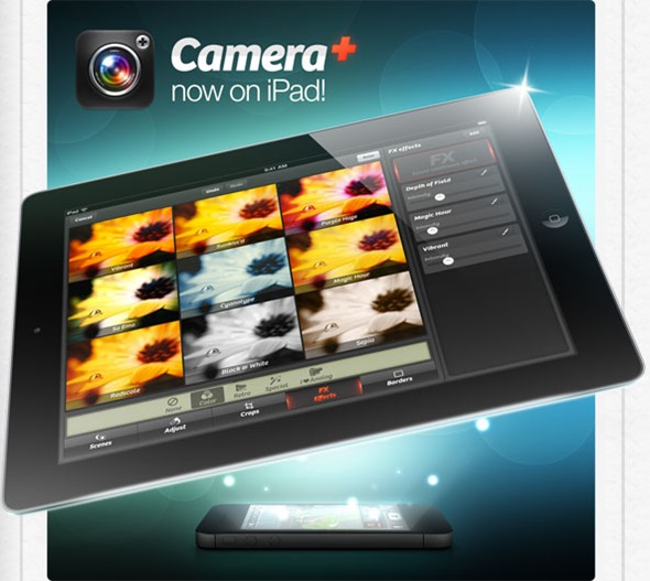 Camplus-for-iPad