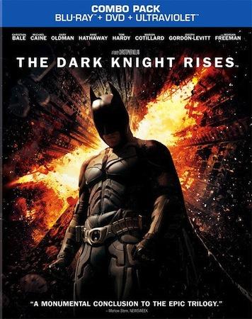 Dark Knight Rises Box Art