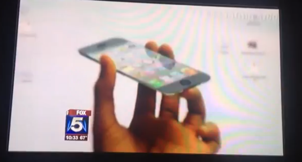 Fox News iPhone 5 fail