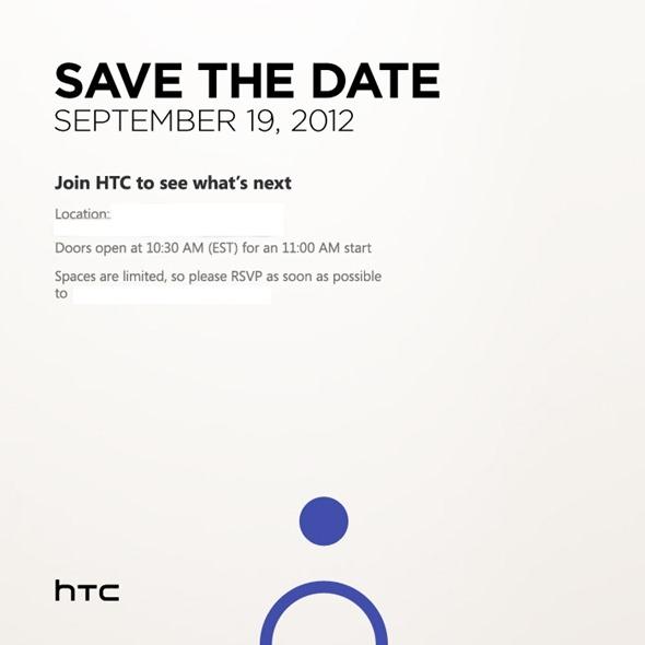 HTC Sep event windows phone