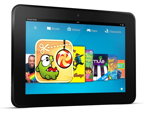 Kindle Fire HD - 8.9 FreeTime