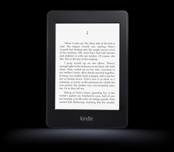 Amazon Announces Kindle Paperwhite, Original Kindle Gets