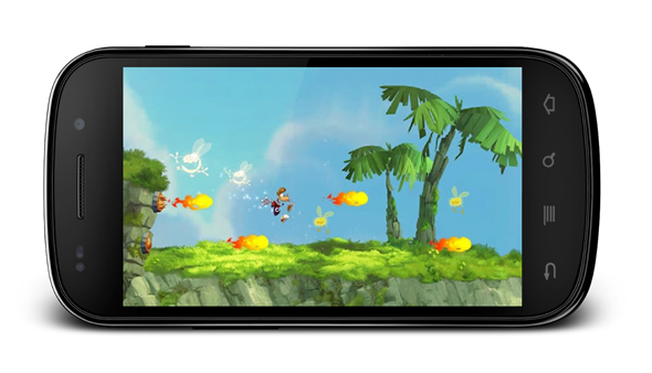 Rayman Jungle Run 1