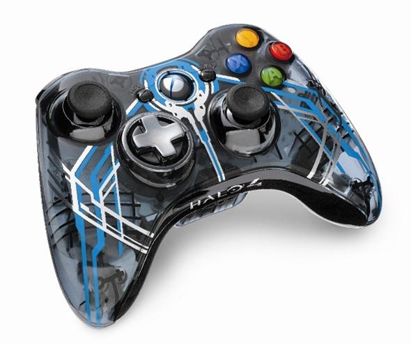 Xbox 360 Halo 4 controller
