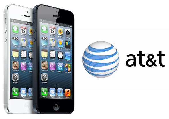 iPhone 5 ATT
