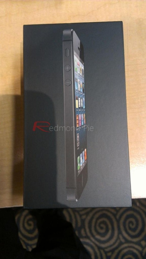 iPhone5box